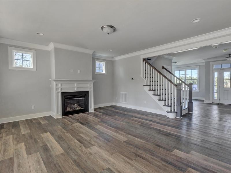 The Ambler  - Spacious Great Room