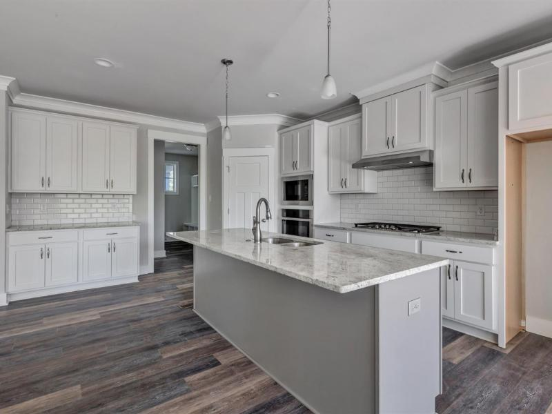 The Ambler  - Large Open Kitchen