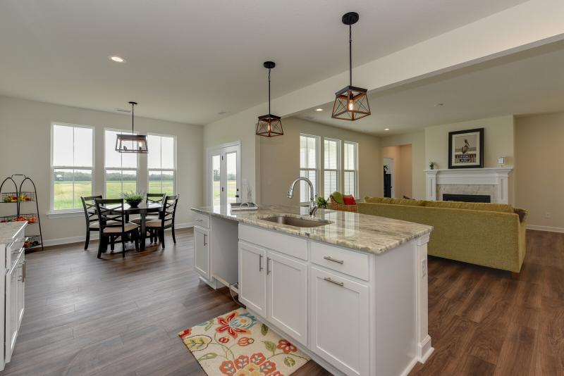 The Kentland - Open Home Design
