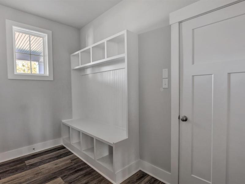 The Ambler  - Mudroom