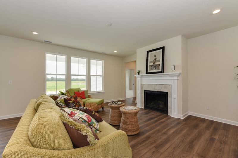 The Kentland - Large Great Room