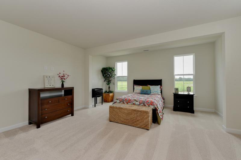 The Kentland - Owner's Bedroom